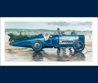 reproduction Bluebird 1925