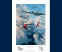poster Tuskegee Airmen