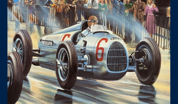 Silver Arrows detail 2