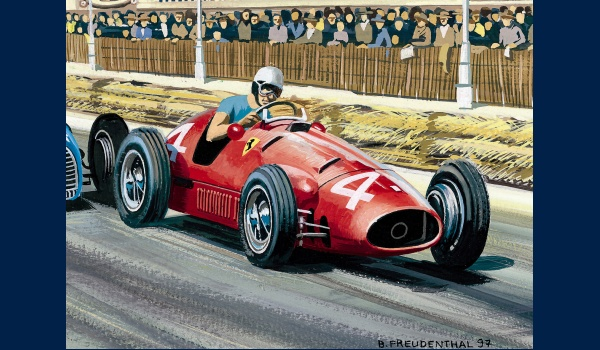 Grand Prix de Bordeaux 1953 detail 1