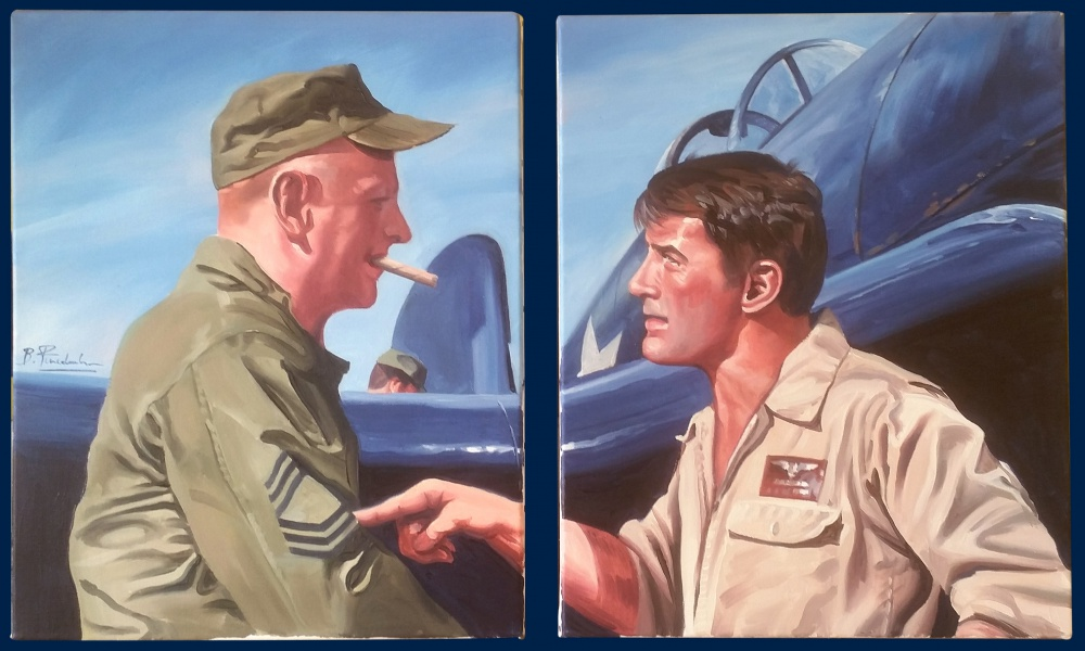 Diptyque pappy Boyington