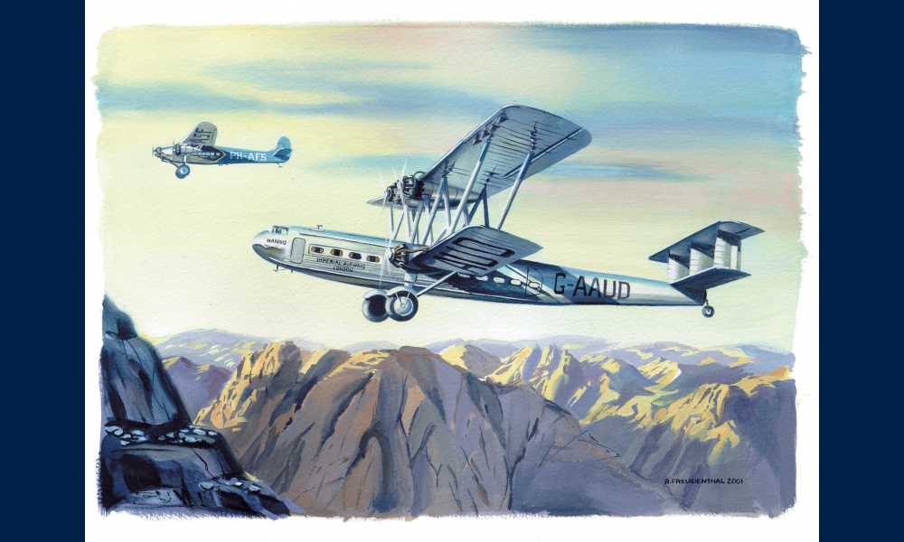Handley Page 42